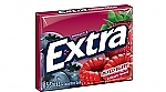 Жвачка Wrigley's Extra Sweet Mixed Berry 15пластинок